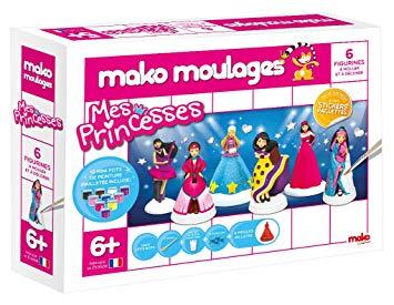 mako moulage princesse