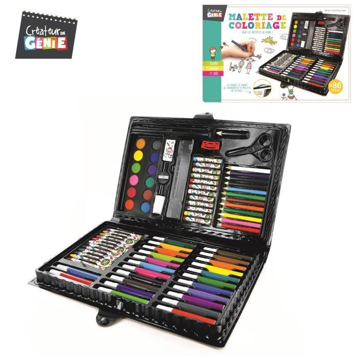 malette de coloriage