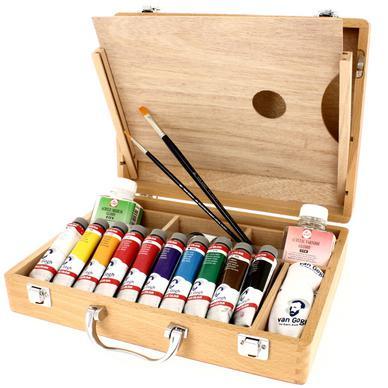 malette peinture