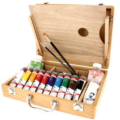 mallette de peinture