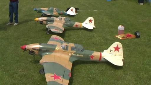 maquette avion volante