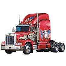 maquette camion americain