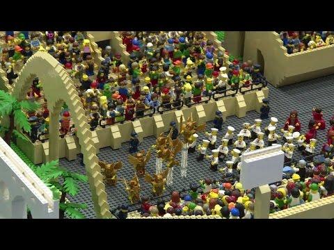 maquette lego