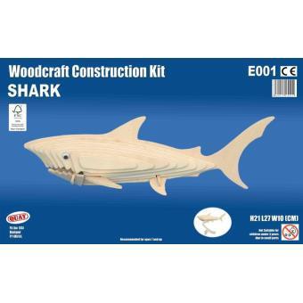 maquette requin