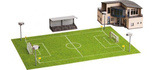 maquette terrain de foot