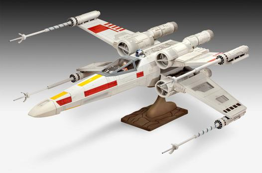 maquette x wing