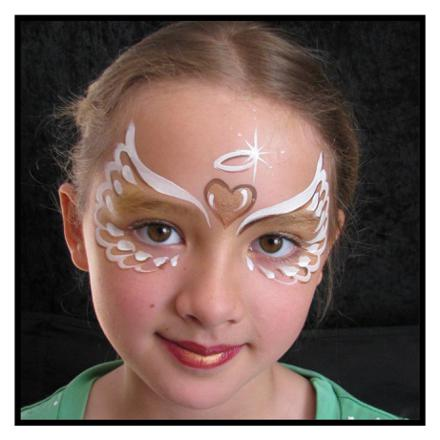 maquillage carnaval fille