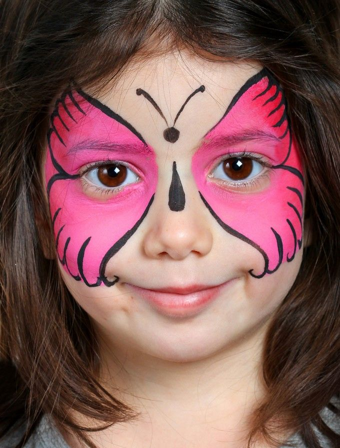 maquillage enfant fille