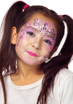 maquillage pour petite fille de 8 ans
