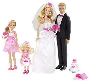 mariage de barbie
