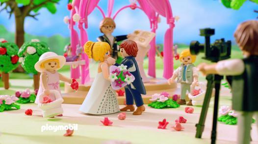 mariage playmobil