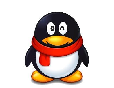 marque avec pingouin