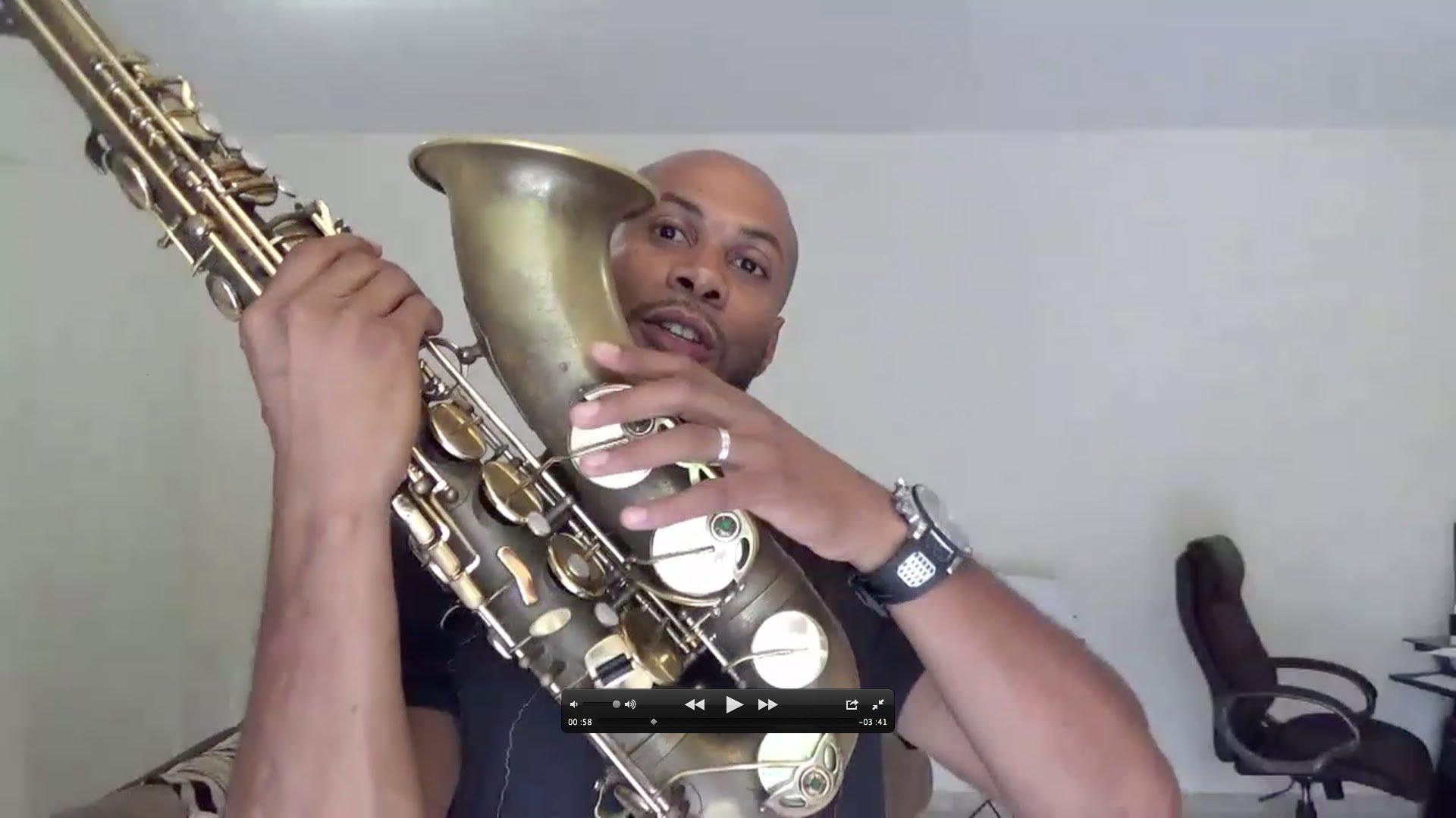 marque de saxophone