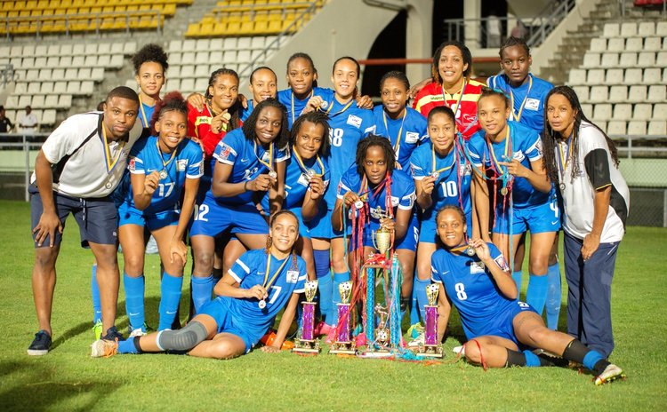 martinique football