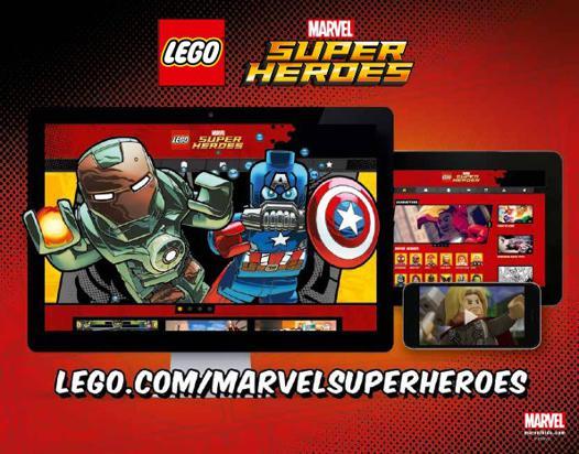 marvelsuperheroes lego com