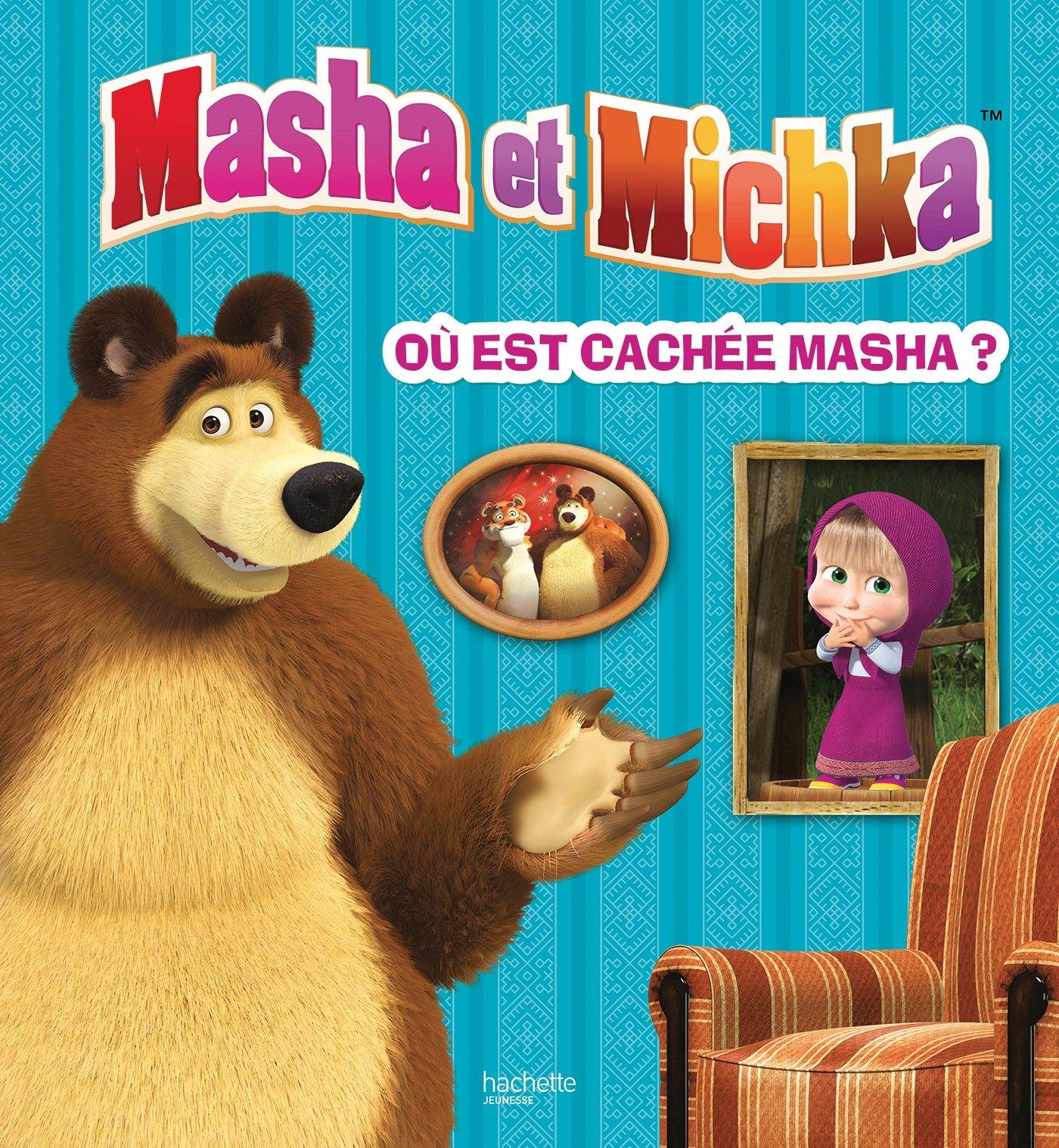 masha et michka livre