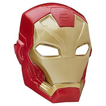 masque iron man electronique