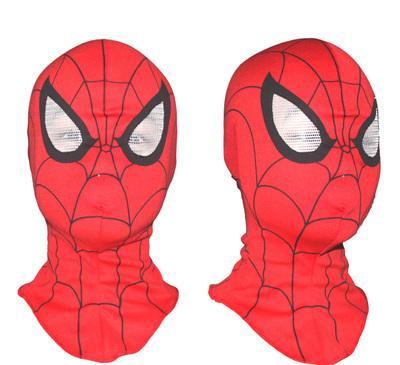 masque spiderman tissu