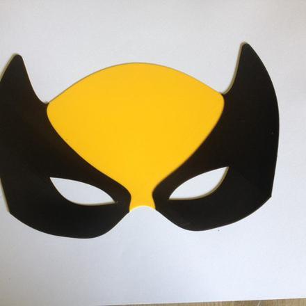 masque wolverine