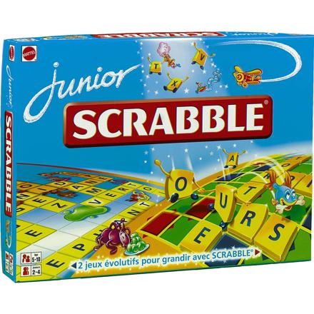 mattel junior scrabble