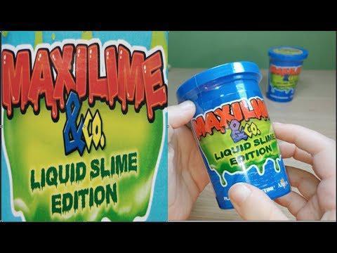maxilime slime