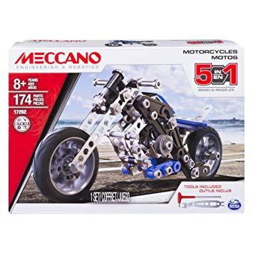 mecano moto