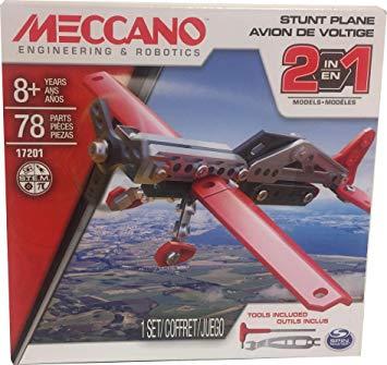 meccano avion