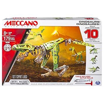 meccano dinosaure