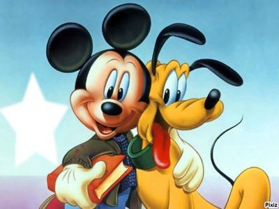 mickey et plutot