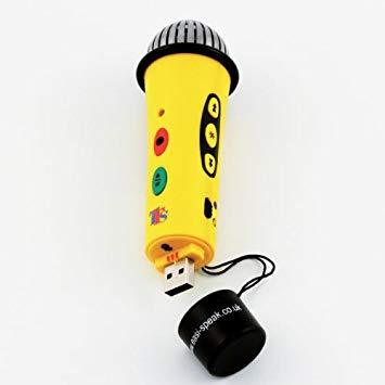 micro enregistreur enfant