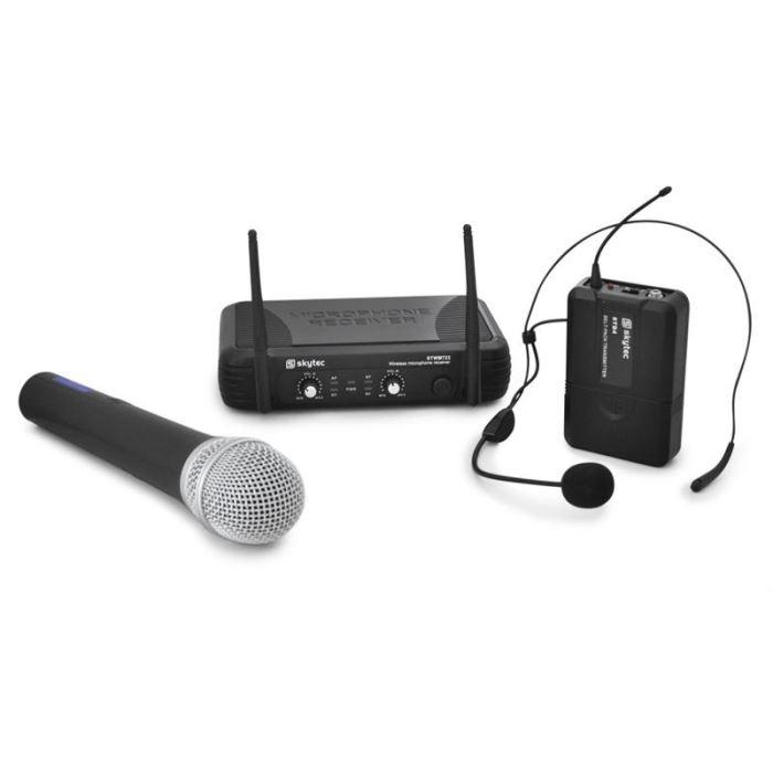 micro pour chanter sans fil
