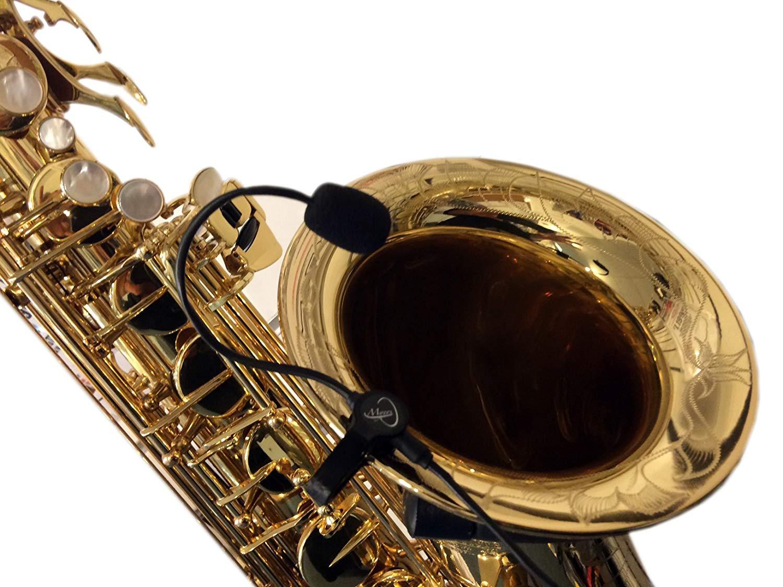micro saxophone
