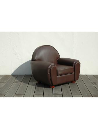 mini fauteuil club