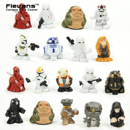 mini figurine star wars