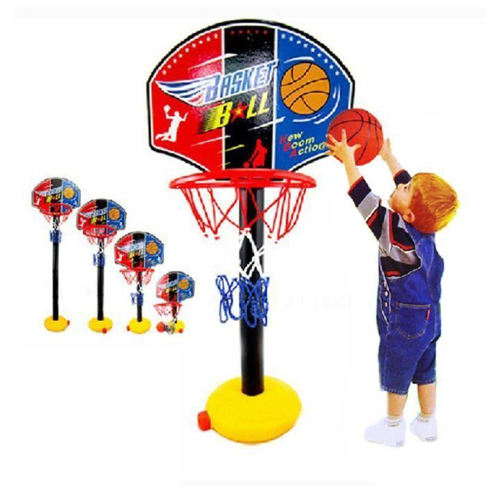 mini panier de basket sur pied