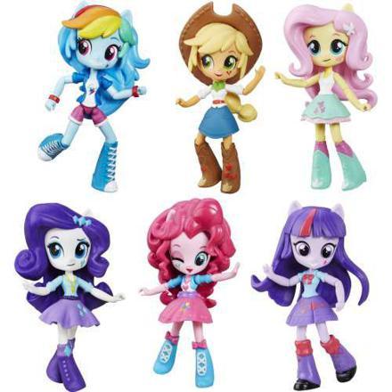 mini poupee my little pony
