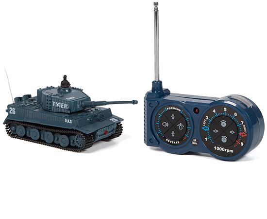 mini tank rc