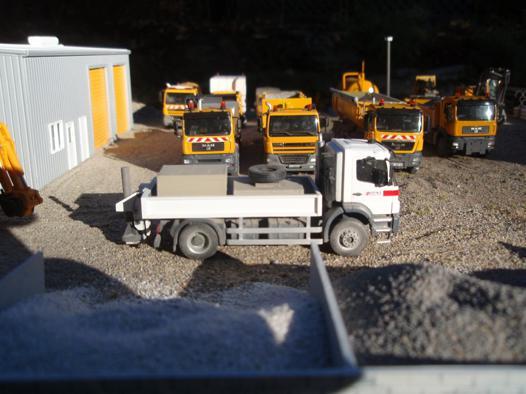 miniature travaux publics