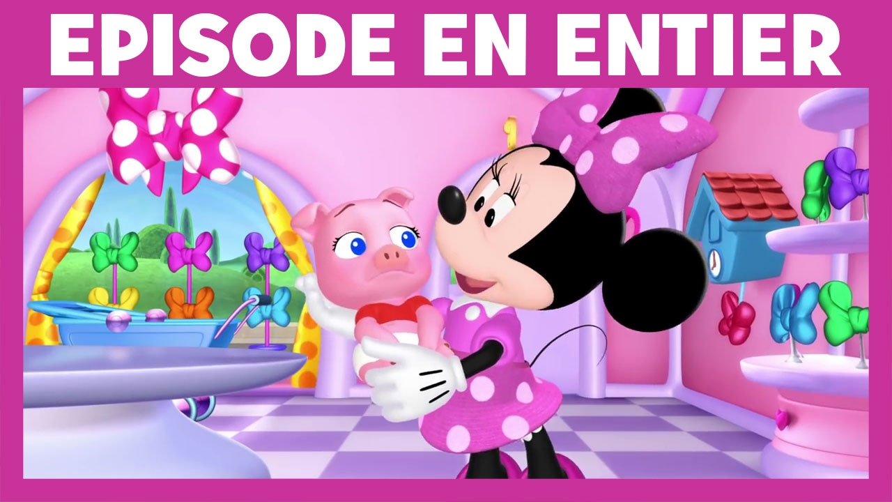 minnie et sa boutique