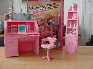 mobilier de barbie
