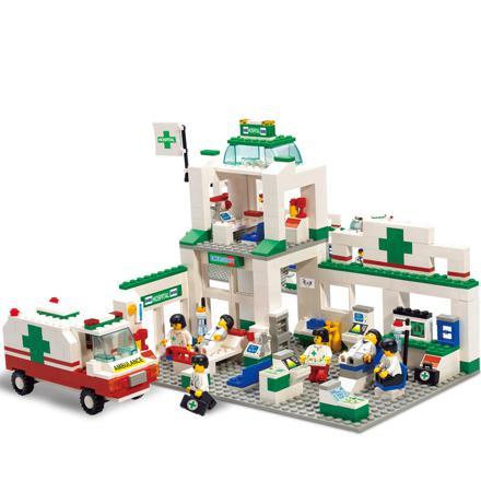 modele lego city