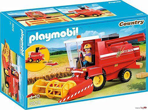 moissonneuse playmobil