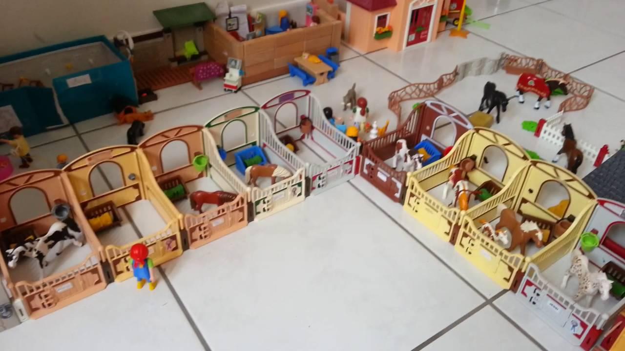mon centre equestre playmobil