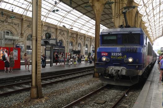 monaco to nice train