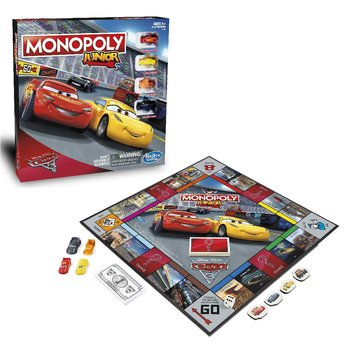 monopoly cars junior