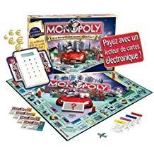 monopoly carte de crédit