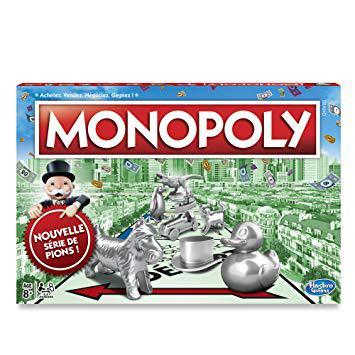 monopoly classique nouvelle version