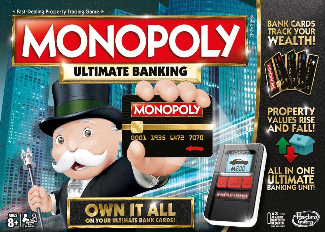 monopoly electrique
