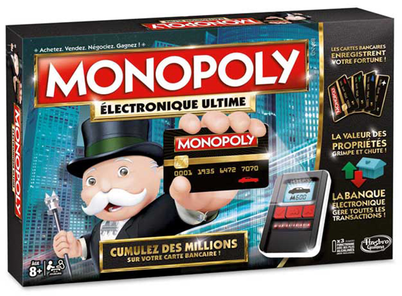 monopoly electronique ultime regle
