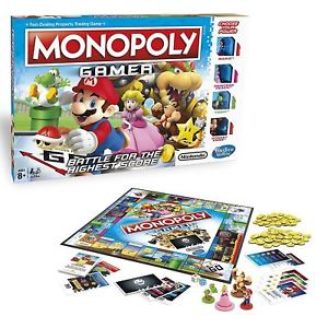 monopoly mario français